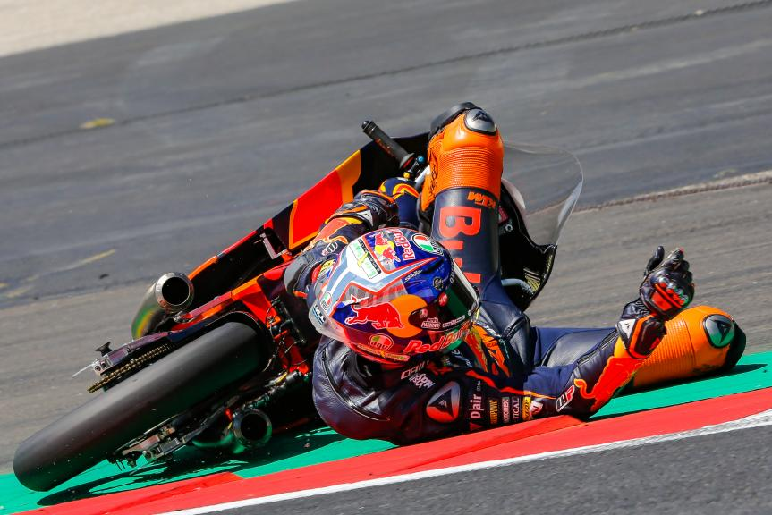 Niccolo Antonelli, Red Bull KTM Ajo, Austrian Official Test, Moto2 - Moto3