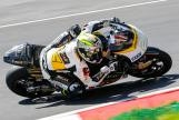 Iker Lecuona, Garage Plus Interwetten, Austrian Official Test, Moto2 - Moto3