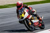Jakub Kornfeil, Peugeot MC Saxoprint, Austrian Official Test, Moto2 - Moto3