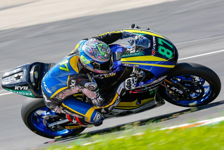 Remy Gardner, Tech 3 Racing, Austrian Official Test, Moto2 - Moto3