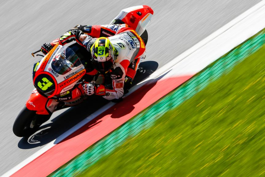 Austrian Official Test, Moto2 - Moto3