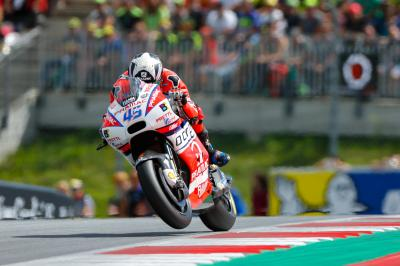 Redding happy with progress at the Red Bull Ring