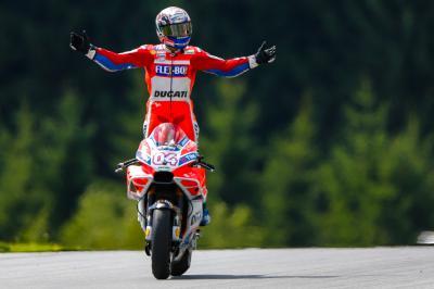 ¡Vuelve a verlo!: Lo mejor del MotoGP™ en Austria