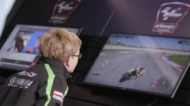 Fans now have the chance to try out the new MotoGP 17 video game in the all-new eSport Gaming Zone!