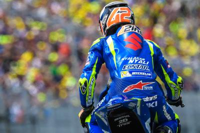 "Rins: ""Someone hit me and I went off"""
