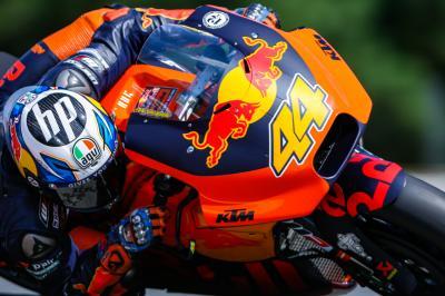 Red Bull KTM, i due ufficiali meno bene di Kallio