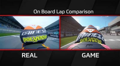 Compara la vuelta de Espargaró y KTM – MotoGP™17 vs realidad