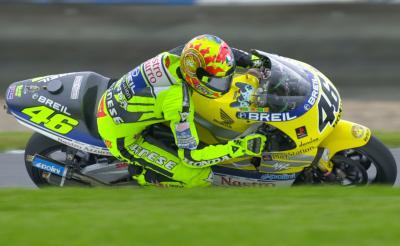 Vidéo gratuite : La première victoire de Rossi en 500cc