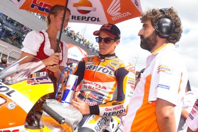 Marquez: 'Silverstone will be a challenging round'