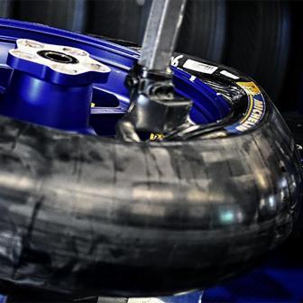 Michelin auf dem Weg zum #BritishGP