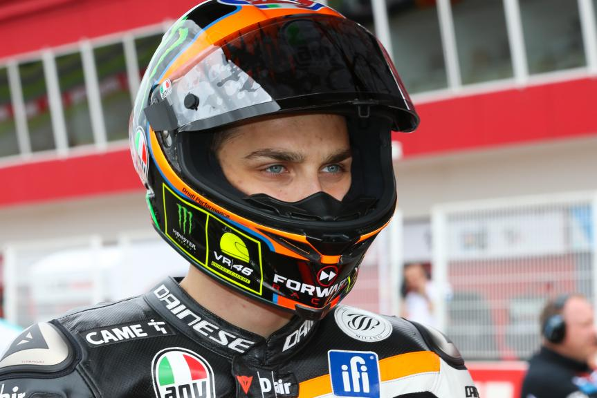 Luca Marini, Forward Racing Team