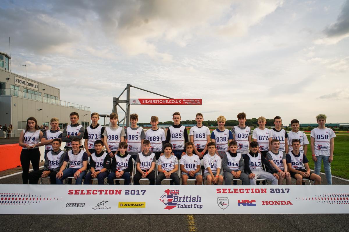 2018 British Talent Cup riders announced | MotoGP™