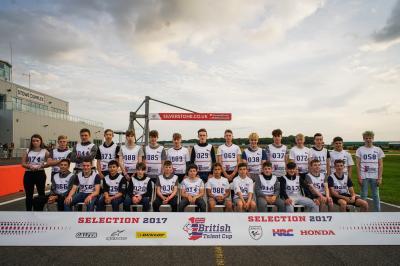Estos serán los pilotos de la British Talent Cup 2018