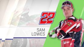 Get involved with the 2017 MotoGP™ eSports Championship at Silverstone, and set the fastest lap on Sam Lowes's Aprilia RS-GP!