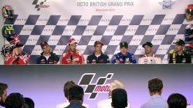 Everything you need to know from the official opening press conference at the #BritishGP.