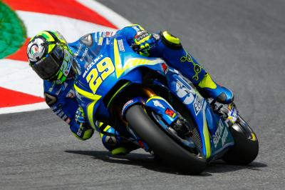 """Iannone: """"We found important information in Austria"""""""