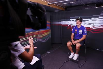 Viñales : « Si je ne gagne pas, autant que ça soit Rossi »