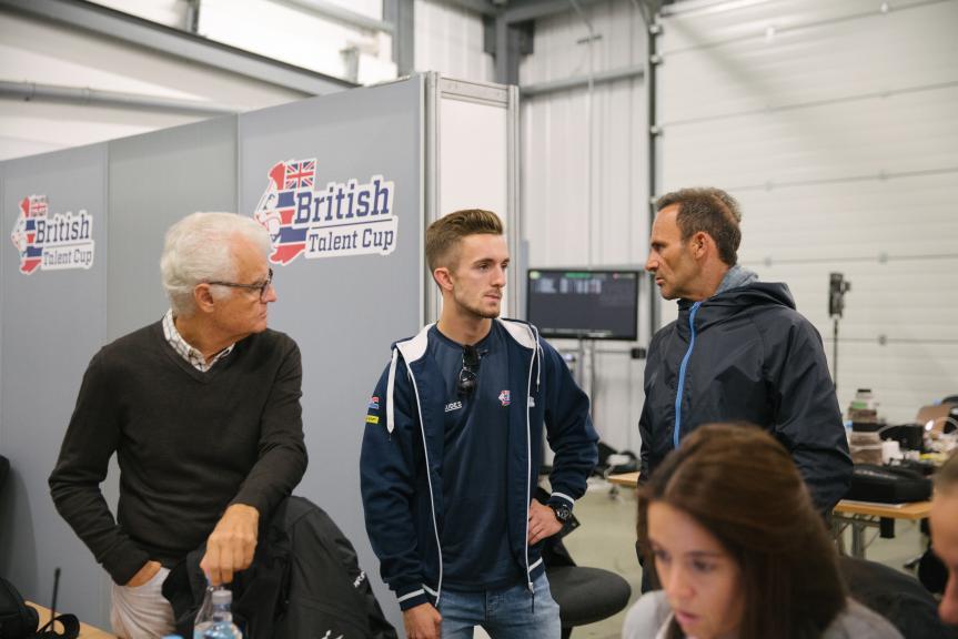British Talent Cup - Siverstone