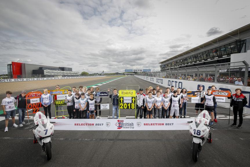 pre-Event Octo British Grand Prix