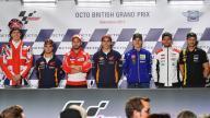 Press-Conference, Octo British Grand Prix
