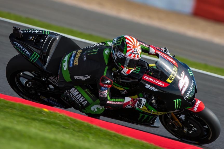 Johann Zarco, Monster Yamaha Tech 3, Octo British Grand Prix