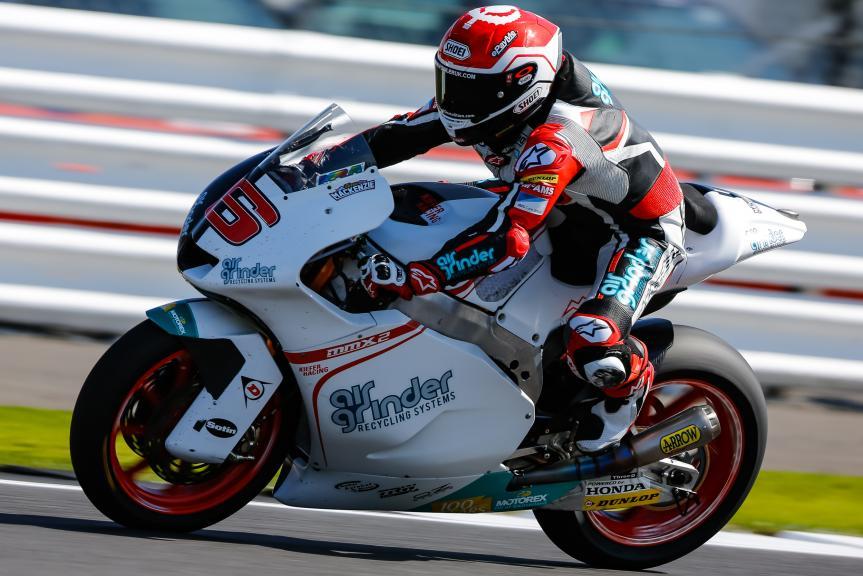 Tarran Mackenzie, Kiefer Racing, Octo British Grand Prix