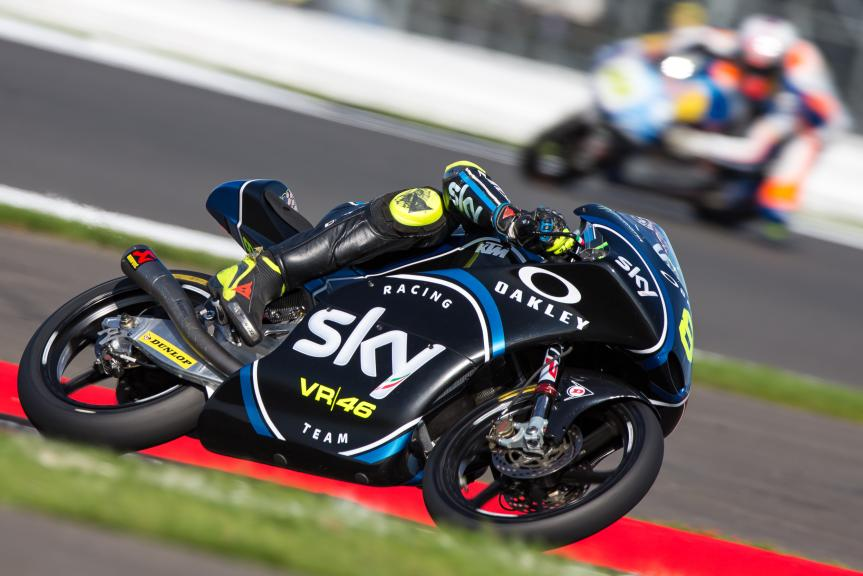 Nicolo Bulega, Sky Racing Team VR46, Octo British Grand Prix