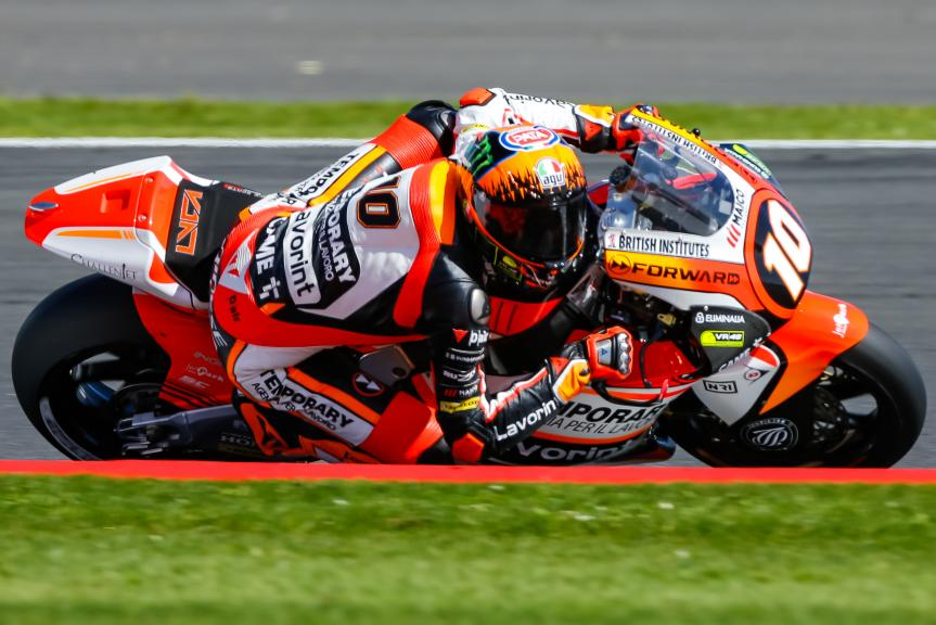 Luca Marini, Forward Racing Team, Octo British Grand Prix