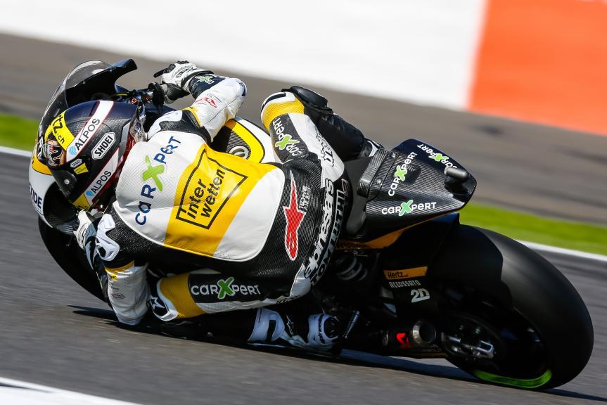 Thomas Luthi, Carxpert Interwetten, Octo British Grand Prix