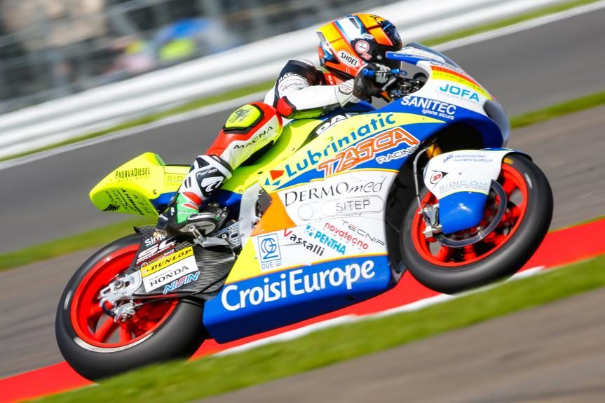 Alex de Angelis, Tasca Racing Scuderia Moto2, Octo British Grand Prix