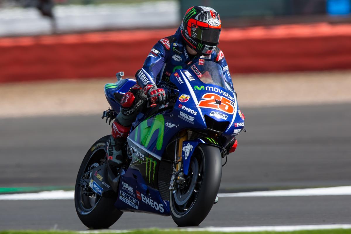 "Viñales: ""I felt great on the bike again"" | MotoGP™"