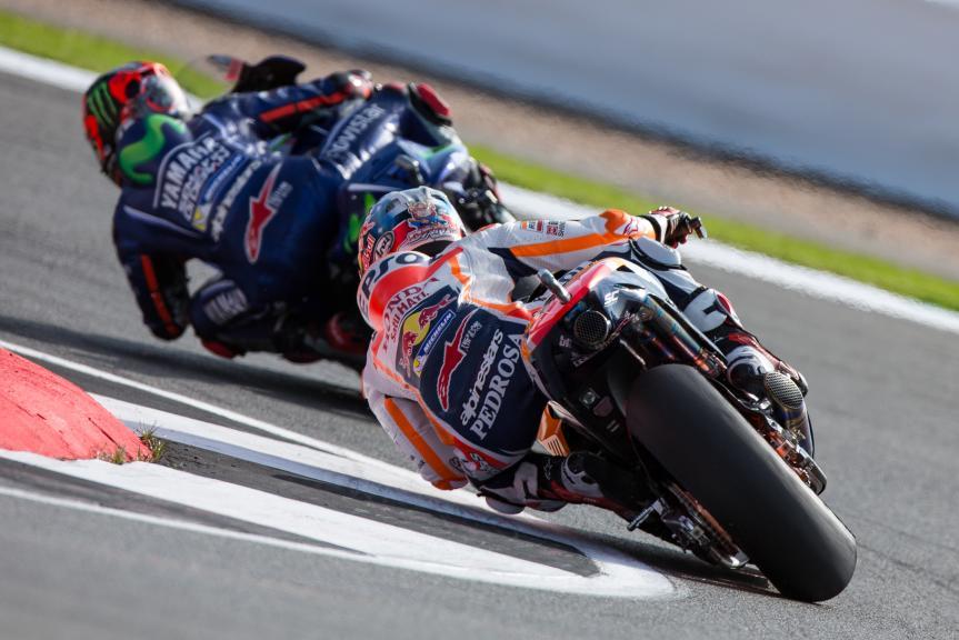 Dani Pedrosa, Repsol Honda Team, Octo British Grand Prix