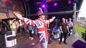 On the eve of the British Grand Prix at Silverstone, the Two Wheels for Life auction was held to raise money for healthcare in Africa