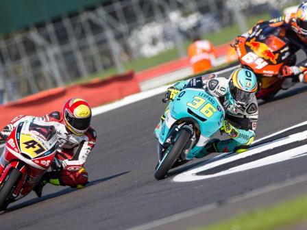Moto3, Free Practice, Octo British Grand Prix