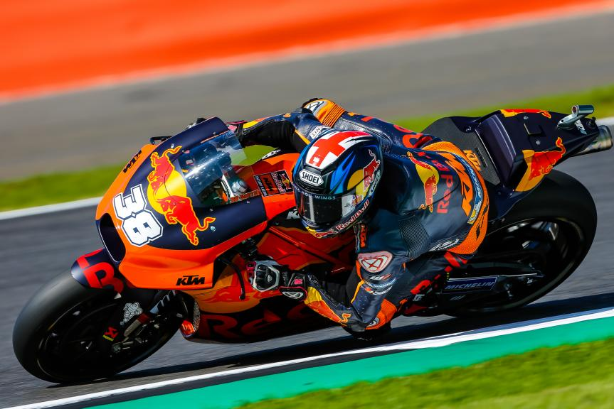 Bradley Smith, Red Bull KTM Factory Racing, Octo British Grand Prix