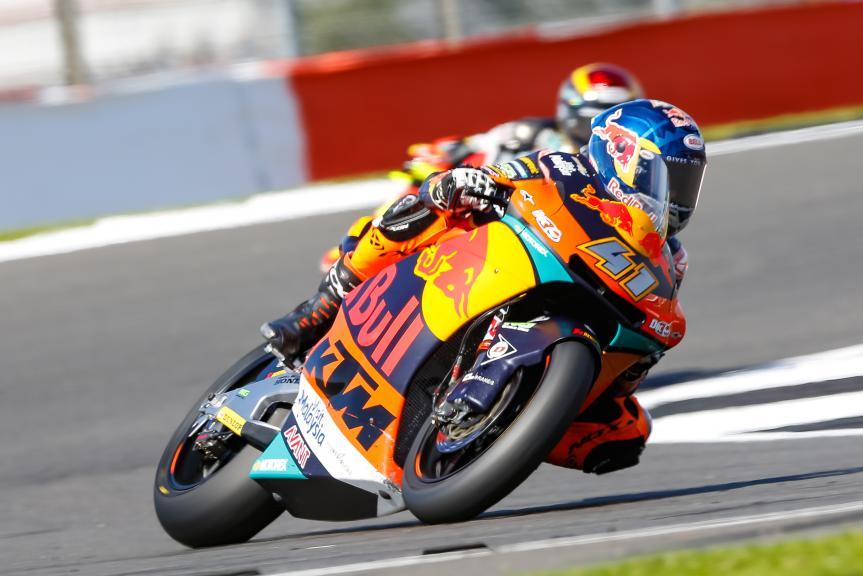 Brad Binder, Red Bull KTM Ajo, Octo British Grand Prix