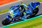 Alex Rins, Team Suzuki Ecstar, Octo British Grand Prix