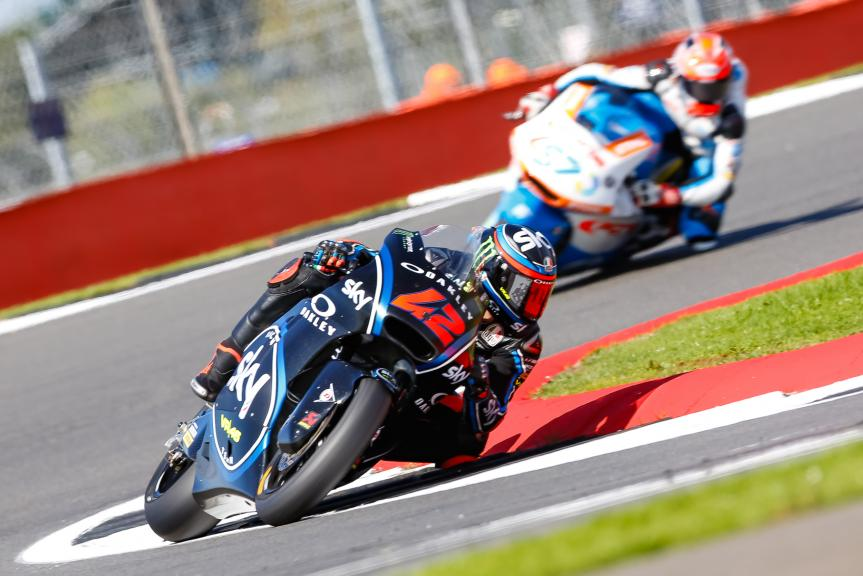 Francesco Bagnaia, Sky Racing Team VR46, Octo British Grand Prix