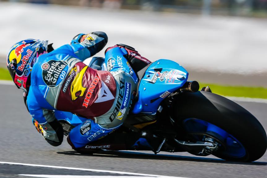 Jack Miller, EG 0,0 Marc VDS, Octo British Grand Prix