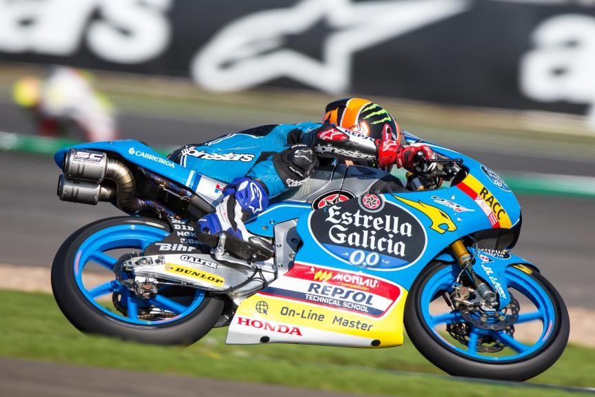 Aron Canet, Estrella Galicia 0,0, Octo British Grand Prix