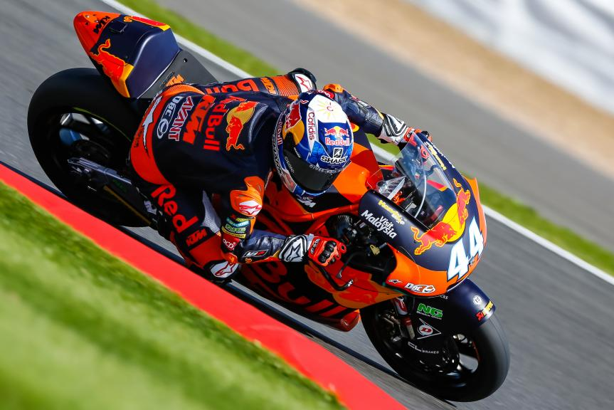 Miguel Oliveira, Red Bull KTM Ajo, Octo British Grand Prix