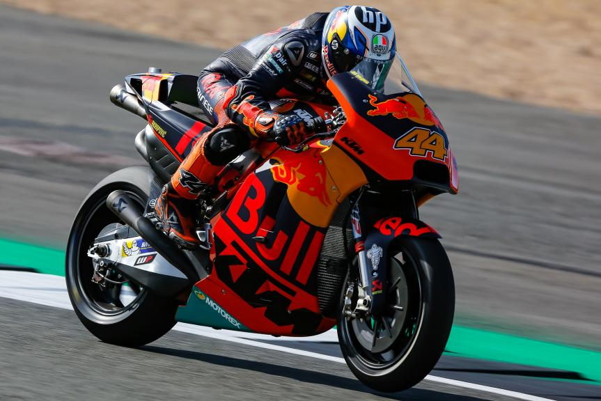 Pol Espargaro, Red Bull KTM Factory Racing, Octo British Grand Prix