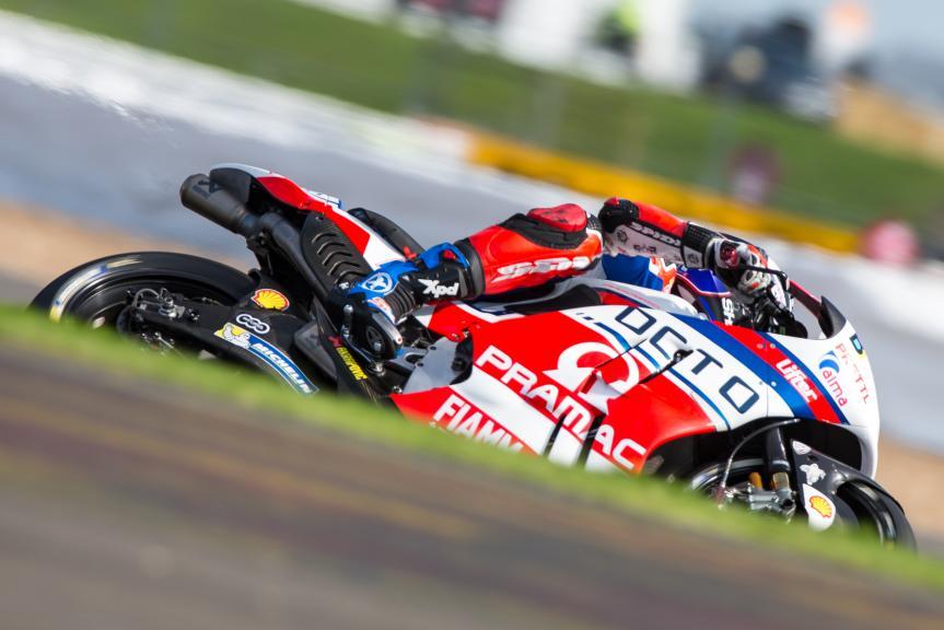Scott Redding, Octo Pramac Racing, Octo British Grand Prix