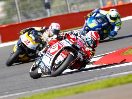 Moto2, Free Practice, Octo British Grand Prix