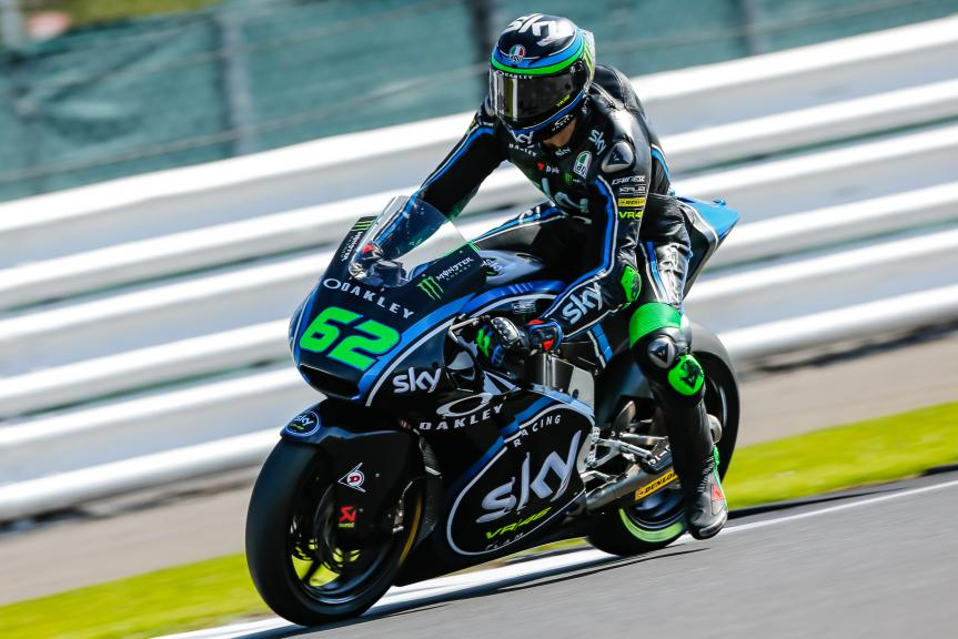 Stefano Manzi, Sky Racing Team VR46, Octo British Grand Prix