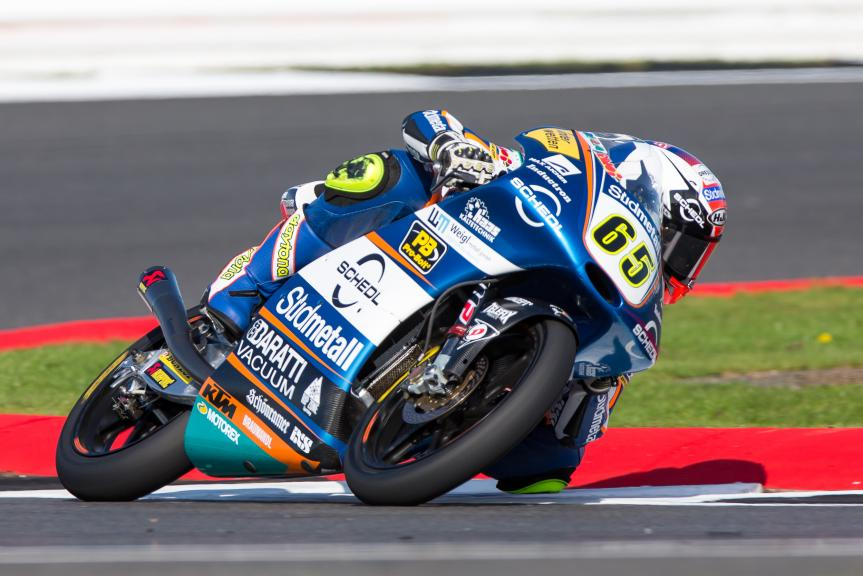 Philipp Oettl, Sudmetal Schedl GP Racing, Octo British Grand Prix