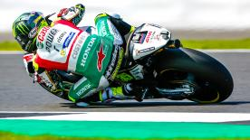 All the action from Free Practice 2 of the MotoGP™ World Championship at the #BritishGP.