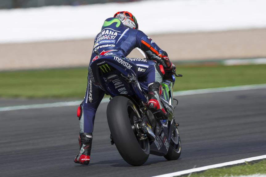 Maverick Viñales, Movistar Yamaha MotoGP, Octo British Grand Prix
