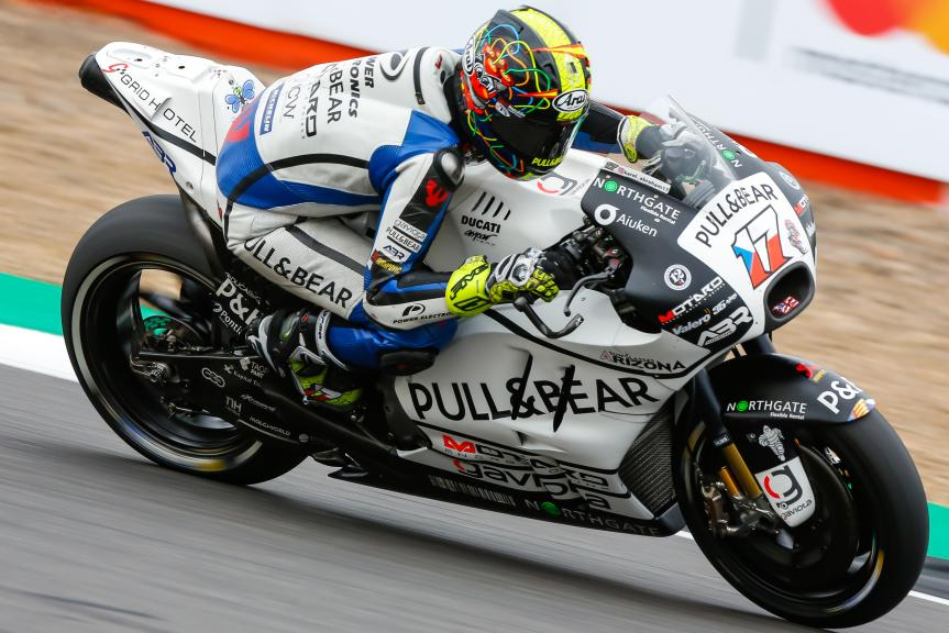 Karel Abraham, Pull&Bear Aspar Team, Octo British Grand Prix