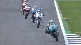 The entire Qualifying session from the #BritishGP of the Moto3™ World Championship.